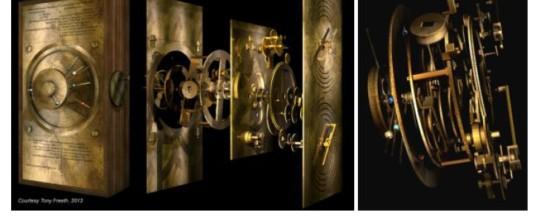 Древнегреческая бронзовая машина – первый аналоговый компьютер
