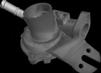 3D-реконструированная модель