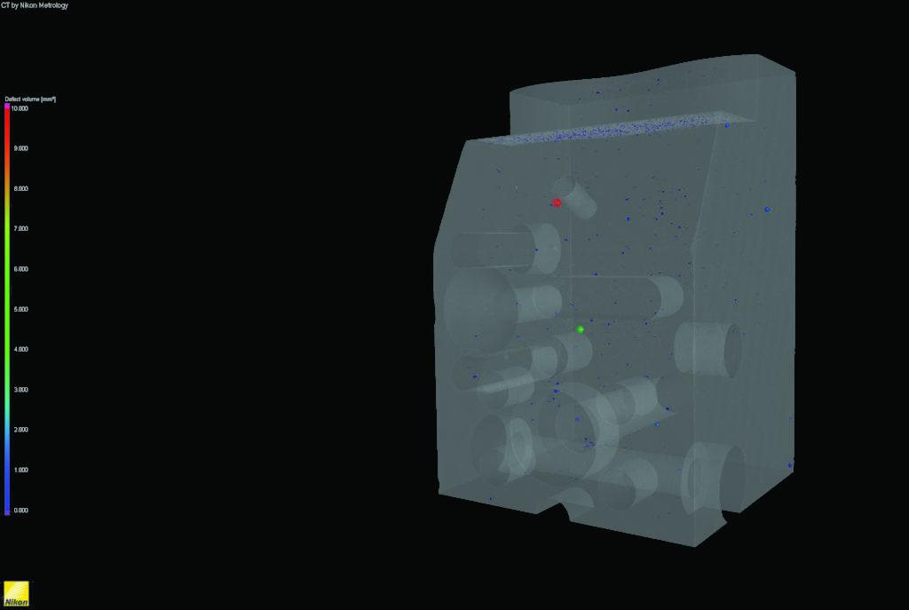 промышленная томография изделия