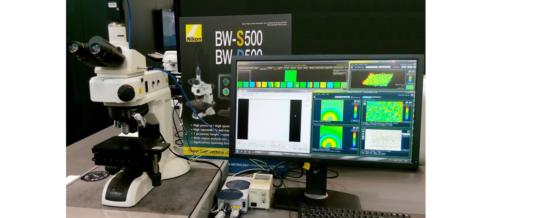 Nikon BW – контроль профиля поверхности полупроводниковой пластины